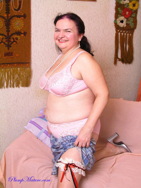Opinion you Fat bbw mature grannies stripping idea